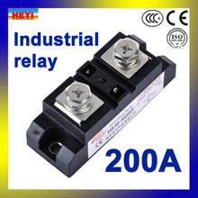 Factory supply SSR-H3200ZF 200A Industrial Solid State Relay