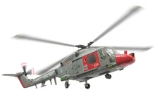 new rare Fine Corgi 1/72 British Royal Navy Bobcat HAS3 carrier helicopter AA39007 Collection model Holiday gifts(China)
