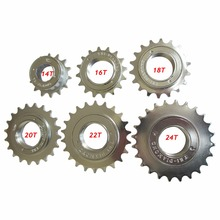 14T 16T 18T 20T 22T 24T Fixed Gear Bike Bicycle MTB Freewheel Mountain Bicycle Cassette Sprocket Single Speed Bike Freewheel