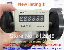 meter counter DJ96-S Length measure Electronic digital counter,220V,total instead of Z96-F Z94-F JM316 Z96-S