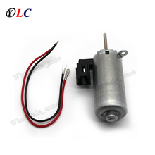 Industry Machinery DC Motor new car seat adjustment motor strong magnetic high torque of 12 V 0.3A 3600RPM long axis DC motor(China)
