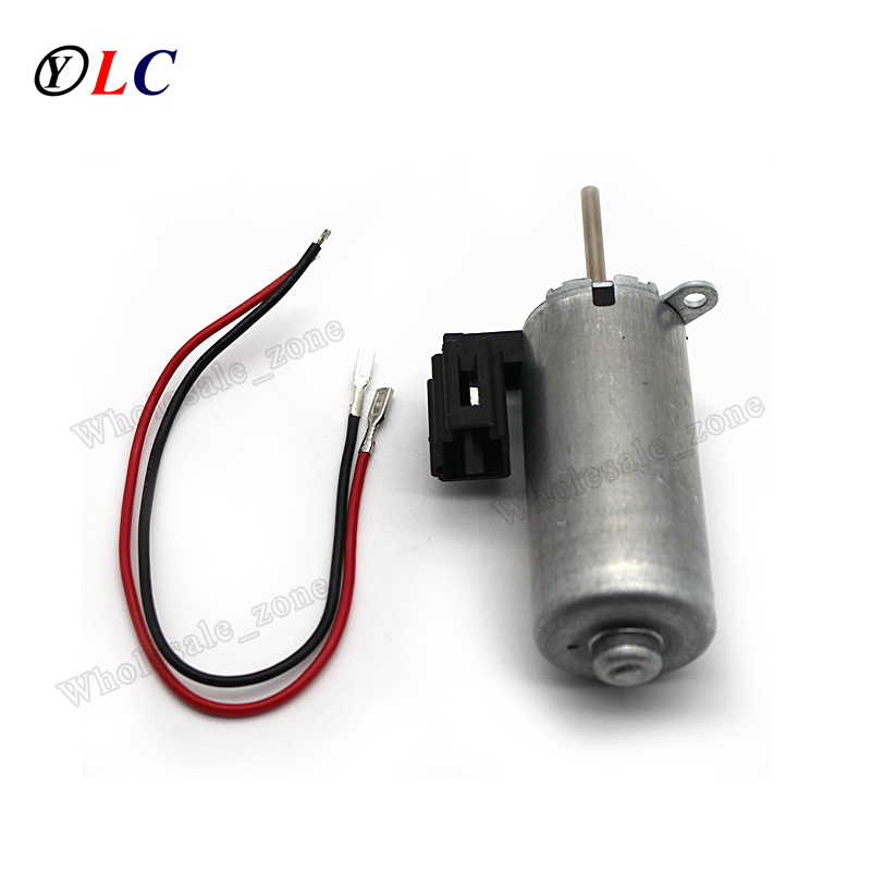 Industry Machinery DC Motor new car seat adjustment motor strong magnetic high torque of 12 V 0.3A 3600RPM long axis DC motor(China (Mainland))