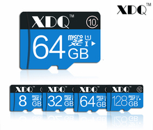 Wholesale  Micro SD Card Memory Card 8GB/16GB/32GB/64GB/128GB Class 10 TF Flash Card map retail package