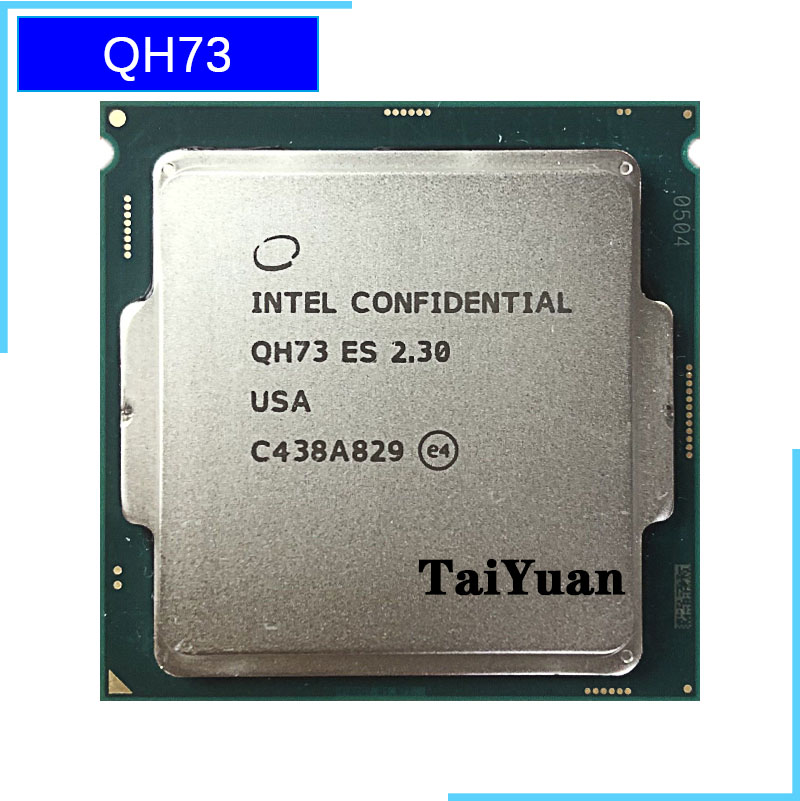 Intel CPU Processor Lga 1151 I7 Es QH73 6400T 6700K Eight-Thread Ghz Quad-Core 6M title=