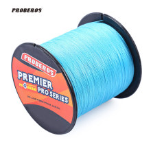 500M PE Fishing Line 4 Strands Monofilament Braided Fishing Line Ocean Super Strong Carp Colorful Braided Fishing Rope Cord