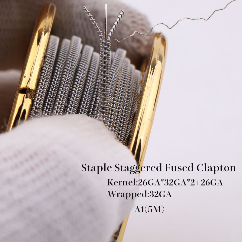 STAPLE STAGGERED FUSED CALTPON