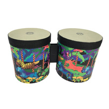 Orffworld Orff and Bongo drum children market bongoes ZHB-R1A(China)