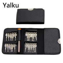 Buy Hand Tool Set 46 1 Repair Tool Kit Opening Tool Metal Pry Bar Smartphone Screen Disassemble Tools iPhone Screwdriver Set for $1.23 in AliExpress store
