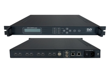 SD/HD H.264 8HDMI EncoderHDCP/volume edit,8*HDMI+ASI in,ASI+IP1*MPTS/8*SPTS out IP Encoder & TV Broadcasting Equipment sc-1815(China)