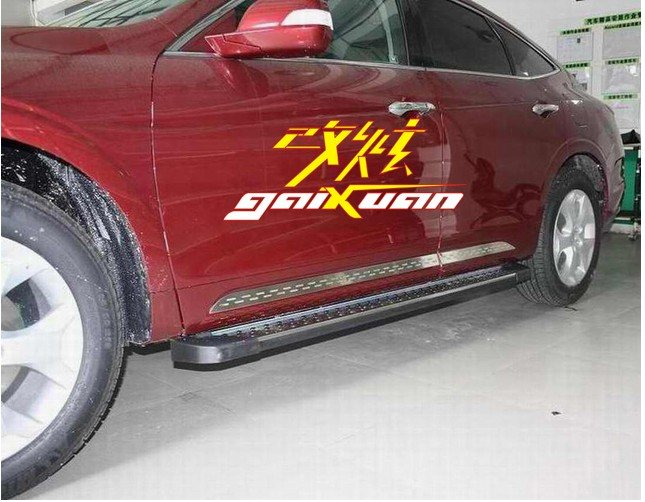 Stainless Steel Side Door Body Molding Cover Trim For Honda Crosstour 2010 2011 2012 2013 2014<br><br>Aliexpress