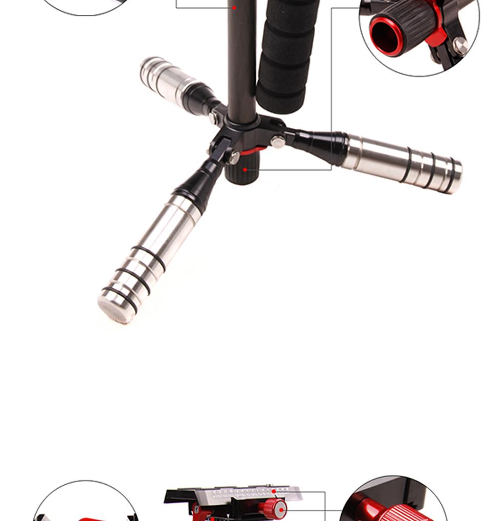 Handheld Stabilizer Tripod (3)
