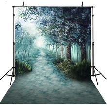 Dream Wedding Photography Backdrop Forest Vinyl Backdrop For Photography Photocall Infantil Wedding Background For Photo Studio