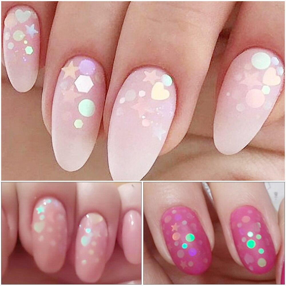 AB Nail Glitter Flakes6