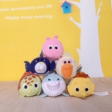 2017 Newest Tsum Tsum Mini plush doll Mickey Dumbo TSUM plush Dolls Collection Model Toy For Kids Gift