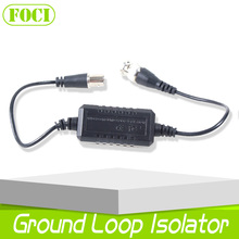 CCTV Video Ground Loop Isolator Coaxial Cable Video Balun BNC Video Surveillance CCTV Accessories