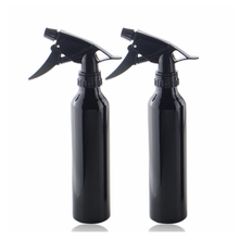 2pcs All Black Tattoo Spray Bottle 250ML Aluminum Airbrush Spray Bottle Supply Tattoo Accessories Free shipping TA-218B(China)