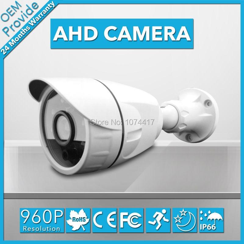 AHD3613LD With Bracket 3.6/6MM Good Night Vision 1.3MP CMOS CCTV 960P  IR Cut Filter Security AHD Camera<br>