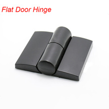 4PCS/Lot FLAT Door Nylon Bathroom Shower Room washing room Stall Partition door hinge buckle public toilet PVC clapboard hinge(China)