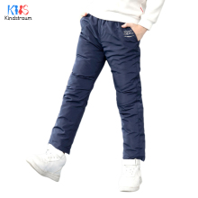 Kindstraum Fashion Kids New Winter Thick Pants for Boys Girls Super Warm Trousers Windproof Children Outwear Casual Pants, MC879(China)