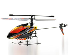 Upgrade Version V911 4CH 2.4GHZ Single Propeller Blade RC helicopter With Radio Remote Control And Built-in Gyro RTF AirplaneToy(China)
