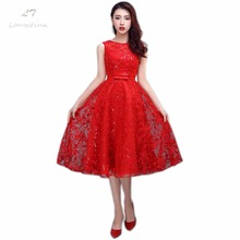 NOBLE WEISS Celebrity Evening Gowns Abendkleider Lange Red Lace Evening Dresses with Bling Sequined Formal Party Gown