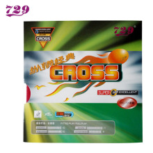 Wholesales link - 20 Pcs Friendship 729 CROSS CLASSIC pips-in Table Tennis Rubber With Sponge Ping Pong Rubber