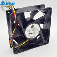 Delta New AFC1212DE 12CM 3A large air volume support PWM 4 wire PWM fan for Delta 120 *120 *38mm