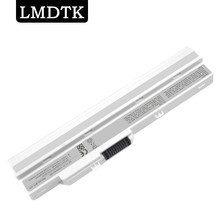 LMDTK New 6CELLS laptop battery For MSI Wind u100 u90 series BTY-S11  BTY-S12  4400mAh Free shipping