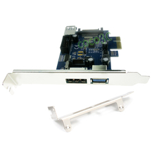 USB 3.0 Ports ( Internal + External ) + Power over eSATA + 9 Pin USB2.0 Hybrid to PCI express Controller Card