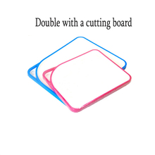 Manufacturers selling antislip and chopping block antibacterial suspensibility thickening PP cutting board(China)