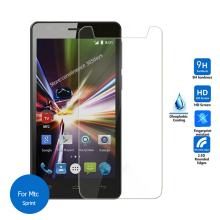 MTC Smart Sprint 4G Tempered Glass Screen Protector 2.5 9h Safety Protective Film pelicula de vidro