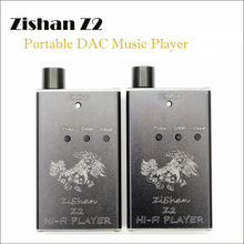 Zishan Z2 Mini mp3 player hi fi player portable dsd usb dac player music dac ad4490 lossless player WMA