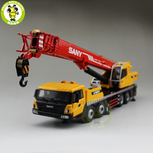 1/43 SANY STC500 Truck Crane Diecast Metal Model CAR TRUCK Gift Hobby Collection(China)