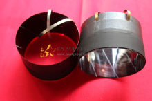 "1 pcs 2.473"" Flat aluminum wire bass speaker / woofer voice coil - 62.8mm for EV speaker"