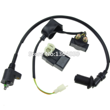 GY6 50CC 110CC 125CC 150CC CDI BOX IGNITION COIL STARTER RELAY CHINESE SCOOTER ATV DIRT BIKE new
