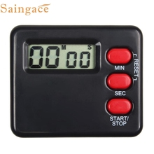 My House New Kitchen Clock Timer Black Cooking 99 Minute Digital LCD Sport Countdown Calculator drop shipping Apr1(China)