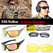 ESS ICE Cycling Sunglasses Tactical Military Glasses Army Goggles TR90 Oculos Ciclismo Safety Glasses tifosi cycling