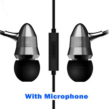 KZ X6 Metal Version Linear HIFI Fever Earplugs Headphones Professional Sound Quality Heavy Bass Subwoofer Headphones