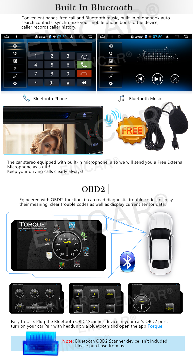 DVD Android 6.0 Player GPS Quad-core Radio 2DIN 4-core Stereo Car styling cassette tape recorder PC CD DVD Player In console