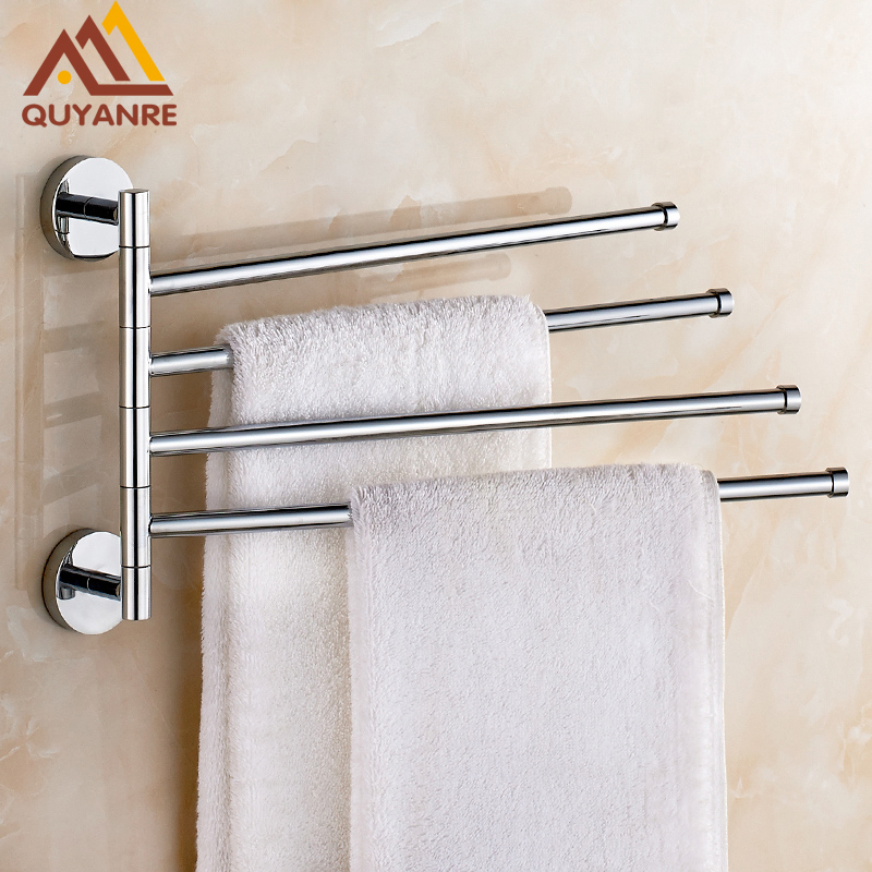 Free Shipping New Bars for Bathroom Towel Wall Mounted Holder Towel Hanger  <br>