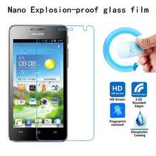 Soft Explosion-proof Nano Protection Film Foil for Huawei U8950 U8950D G600 U9508 T8950 C8950D Honor 2 Screen Protector