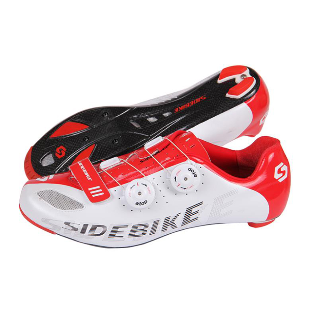 SIDEBIKE-Lightweight-Carbon-Fiber-Soles-Highway-Road-Bike-Racing-Shoes-Bicycle-Cycling-Shoes-Professional-Self-Locking (4)