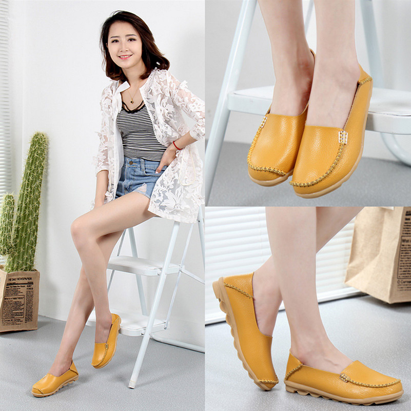 Women casual dress shoes