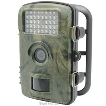 Gotake Trail Camera HD 1080P Video 12MP Photo Speaker 15M/48FT Infrared Night Guard Standalone Scout Hunting Raw Game CCTV(China)