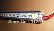 1m long 5630 led rigid bar light;V type;DC12V input;60leds per meter(China)