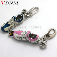VBNM World Cup football shoes USB Flash Drive Sneakers Pen drive particular Gift  Jewelry 4GB/8GB/16GB/32GB Wholesale