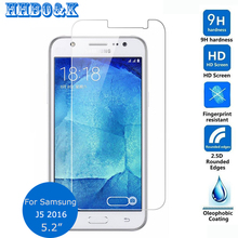 For Samsung Galaxy J1 J2 J3 J5 J7 (6) 2016 Duos Tempered Glass Screen Protector Safety Protective Film on J320 J510 J710F J7100