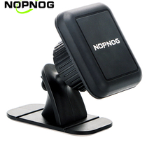 NOPNOG Magnetic Cradle Car Phone Holder Auto Dashboard Mount Holder Mobile Phone Stand for iPhone 6s 7Plus 8 X Sumsung S8 Tablet(China)