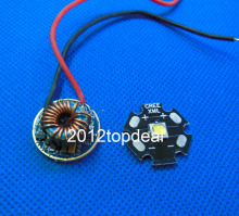 CREE XML2 LED XM-L2 T6 U2 10W WHITE Neutral White Warm White LED Emitter chip 20MM Cooper PCB+Input 12V LED driver