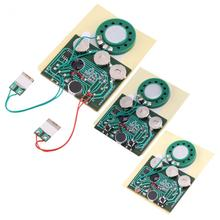 30s Recordable Music Sound Voice Module Chip 0.5 W with Button Battery High Quality(China)